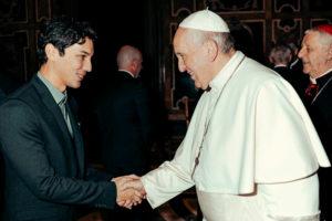Patrick Kronenberger Papst Franciscus
